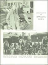 1971 A.C. Flora High School Yearbook Page 230 & 231