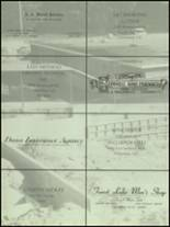1971 A.C. Flora High School Yearbook Page 232 & 233
