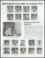 1968 Berkeley High School Yearbook Page 24 & 25
