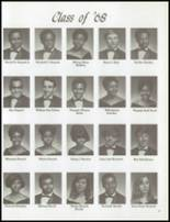 1968 Berkeley High School Yearbook Page 34 & 35