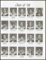 1968 Berkeley High School Yearbook Page 36 & 37