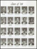 1968 Berkeley High School Yearbook Page 40 & 41