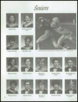 1968 Berkeley High School Yearbook Page 42 & 43