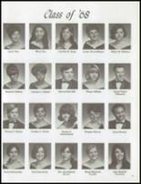 1968 Berkeley High School Yearbook Page 44 & 45