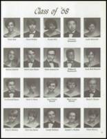 1968 Berkeley High School Yearbook Page 46 & 47