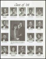 1968 Berkeley High School Yearbook Page 48 & 49