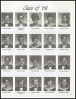 1968 Berkeley High School Yearbook Page 50 & 51