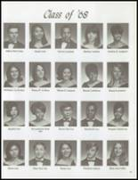 1968 Berkeley High School Yearbook Page 52 & 53