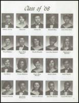 1968 Berkeley High School Yearbook Page 54 & 55