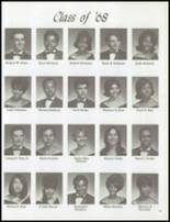 1968 Berkeley High School Yearbook Page 62 & 63