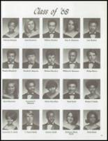 1968 Berkeley High School Yearbook Page 64 & 65