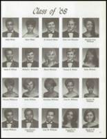 1968 Berkeley High School Yearbook Page 70 & 71