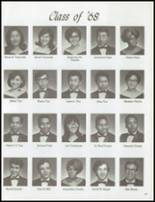 1968 Berkeley High School Yearbook Page 72 & 73