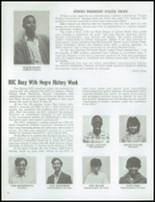 1968 Berkeley High School Yearbook Page 76 & 77