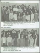 1968 Berkeley High School Yearbook Page 94 & 95