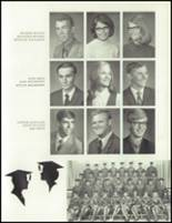 1971 Cresbard High School Yearbook Page 10 & 11