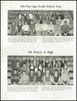 1971 Cresbard High School Yearbook Page 16 & 17