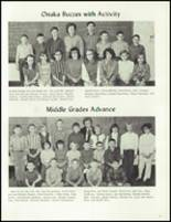 1971 Cresbard High School Yearbook Page 20 & 21