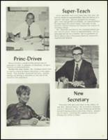 1971 Cresbard High School Yearbook Page 24 & 25