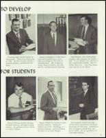 1971 Cresbard High School Yearbook Page 26 & 27