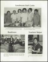 1971 Cresbard High School Yearbook Page 28 & 29