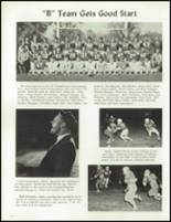 1971 Cresbard High School Yearbook Page 34 & 35
