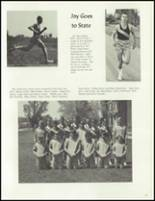 1971 Cresbard High School Yearbook Page 40 & 41
