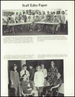 1971 Cresbard High School Yearbook Page 44 & 45