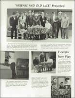 1971 Cresbard High School Yearbook Page 54 & 55