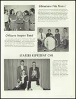 1971 Cresbard High School Yearbook Page 58 & 59