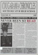 1997 Yearbook South Decatur High School