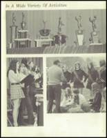 1973 Laurel Valley High School Yearbook Page 10 & 11