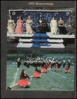 1973 Laurel Valley High School Yearbook Page 12 & 13