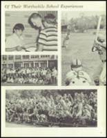 1973 Laurel Valley High School Yearbook Page 14 & 15