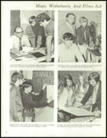 1973 Laurel Valley High School Yearbook Page 26 & 27