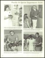 1973 Laurel Valley High School Yearbook Page 30 & 31
