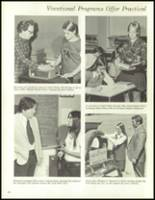 1973 Laurel Valley High School Yearbook Page 32 & 33