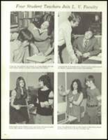 1973 Laurel Valley High School Yearbook Page 34 & 35