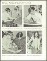 1973 Laurel Valley High School Yearbook Page 38 & 39
