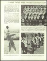 1973 Laurel Valley High School Yearbook Page 44 & 45