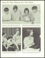 1973 Laurel Valley High School Yearbook Page 50 & 51