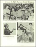 1973 Laurel Valley High School Yearbook Page 52 & 53