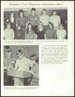 1973 Laurel Valley High School Yearbook Page 54 & 55