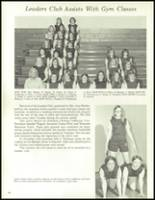 1973 Laurel Valley High School Yearbook Page 62 & 63
