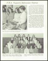 1973 Laurel Valley High School Yearbook Page 64 & 65