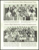 1973 Laurel Valley High School Yearbook Page 68 & 69