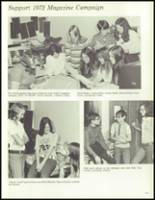 1973 Laurel Valley High School Yearbook Page 72 & 73