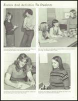 1973 Laurel Valley High School Yearbook Page 74 & 75