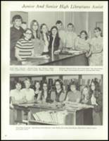 1973 Laurel Valley High School Yearbook Page 90 & 91