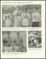 1973 Laurel Valley High School Yearbook Page 100 & 101